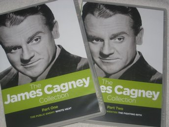 THE JAMES CAGNEY COLLECTION (FREE POST)