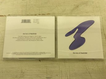 CD New Order - The Best Of !!!!!
