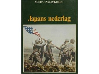 Andra världskriget, Japans nederlag, Eddy Bauer - Knäred - Andra världskriget, Japans nederlag, Eddy Bauer - Knäred