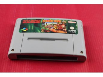 DONKEY KONG COUNTRY till Super Nintendo SNES