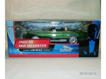007 DIE ANOTHER DAY. Jaguar XKR ZAO. PMA Minichamps 1:18 - Genarp - 007 DIE ANOTHER DAY. Jaguar XKR ZAO. PMA Minichamps 1:18 - Genarp