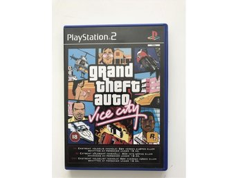 Grand theft auto - Vice City PS2 Playstation 2