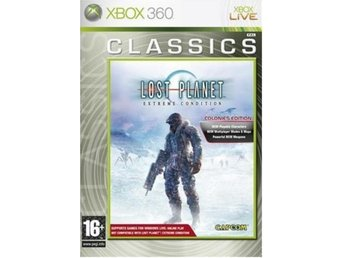 Lost  Planet  Extreme  Condition  Colonies  (XBOX360) +NYTT+