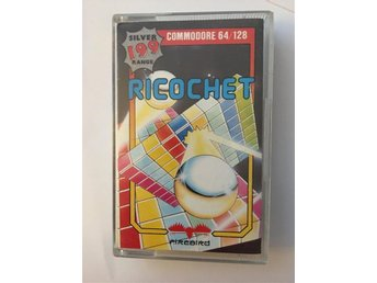 Ricochet. commodore 64/128
