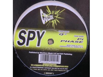 Spy-Q² / 3-låtars 12""