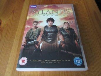 Atlantis - säsong 2 (2-disc) - örebro - Atlantis - säsong 2 (2-disc) - örebro