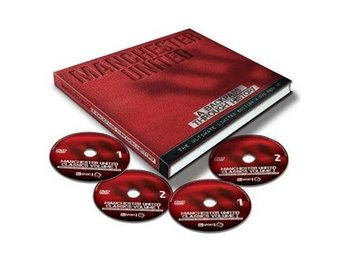 Manchester United / A backpass through history (4 DVD Bok) - Nossebro - Manchester United / A backpass through history (4 DVD Bok) - Nossebro