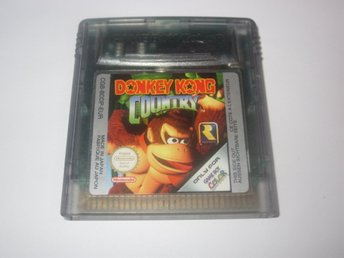 Donkey Kong Country till Nintendo Game Boy Color GBC