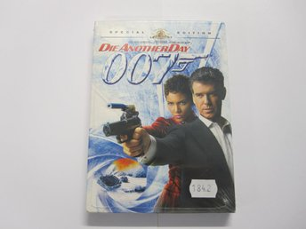 Die another day - James Bond - Inplastad - Västervik - Die another day - James Bond - Inplastad - Västervik