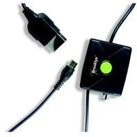 RF-Unit Cable for Xbox (incl AV-Output) (Ny)