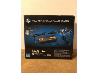 HP 90W AC Auto Air Smart Adapter