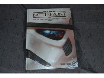 Star Wars Battlefront Strategy Guide Collector's Edition Se
