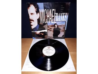 Michael Franks - The CameraNever Lies LP 1987