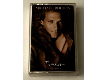 Michael Bolton / Timeless - The Classics kassettband 1992