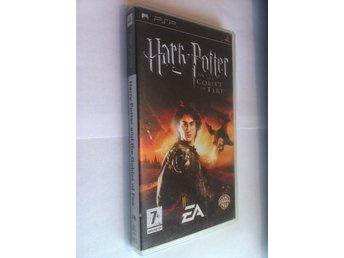 PSP: Harry Potter and the Goblet of Fire