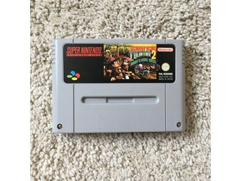 DONKEY KONG COUNTRY 2 - SNES/PAL