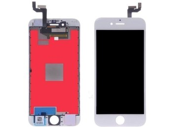 iphone 6S  vit skärm orginal LCD
