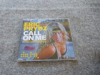 ERIC PRYDZ CALL ON ME. 5track. 2004. remixes