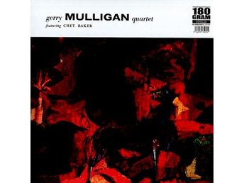 Mulligan Gerry/Chet Baker: Gerry Mulligan Quart. (Vinyl LP)