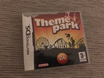 Theme park nintendo DS