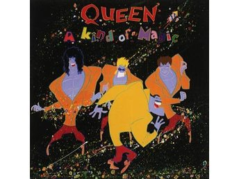 Queen: A kind of magic 1986 (2011/Rem) (CD)