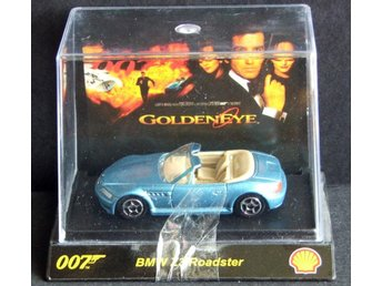 "Shell: BMW Z3 Roadster - James Bonds bil i ""Golden Eye"""