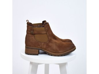 Brown Rieker boots, size 39