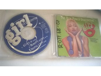 The New Power Generation - Girl, CD, Single