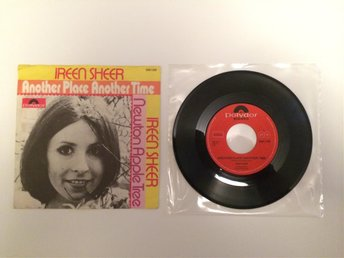 "Ireen Sheer - Another place another time 7"" vinyl"