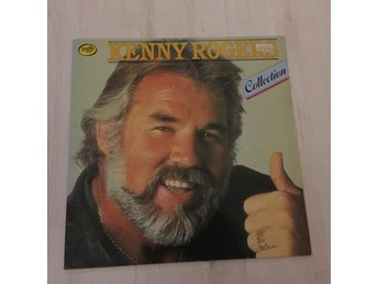KENNY ROGERS - COLLECTION. (NEAR MINT LP)