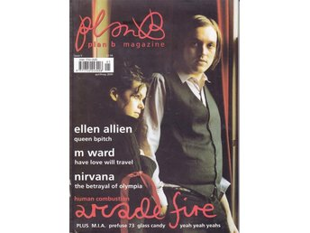PLAN B MAGAZINE ISSUE 6 JUNE/JULY 2005