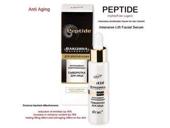 Serum för ansikte PEPTIDE Intensiv Lift Facial Serum Anti aging 50ml - Riga - Serum för ansikte PEPTIDE Intensiv Lift Facial Serum Anti aging 50ml - Riga