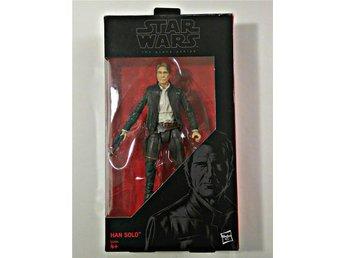 Star Wars Black Series Han Solo Epsiode VII - Solna - Star Wars Black Series Han Solo Epsiode VII - Solna