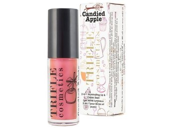Läpp och kind fläck * NY * Candied Apple * Trifle Cosmetics Lip and Cheek Stain