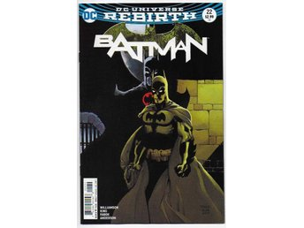 Batman 3rd Series # 22 Variant Edition A NM Ny Import