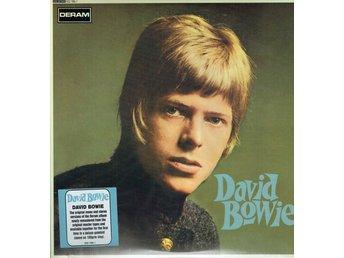 DAVID BOWIE - DAVID BOWIE (GATEFOLD) 2xLP - Nacka - DAVID BOWIE - DAVID BOWIE (GATEFOLD) 2xLP - Nacka