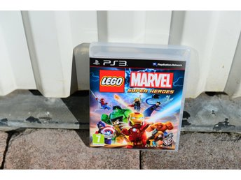 Playstation 3 PS3 LEGO MARVEL Super Heroes