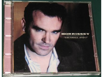 MORRISSEY -- Vauxhall and I -- 1994 -- CD -- Parlophone / EMI Records