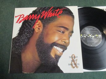 "Barry White ""he Right Night And Barry White"""
