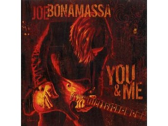 Bonamassa Joe: You and me 2006 (CD) Ord Pris 159 kr SALE