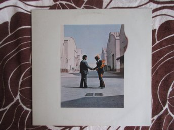 PINK FLOYD - WISH YOU WERE HERE (GER, 1975, HARVEST)