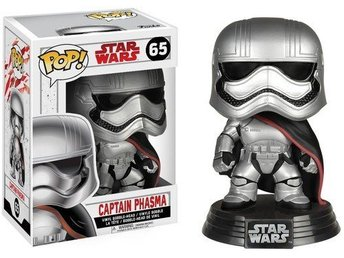 POP Star Wars 8 Captain Phasma