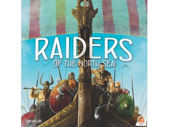 Raiders of the North Sea - Brädspel