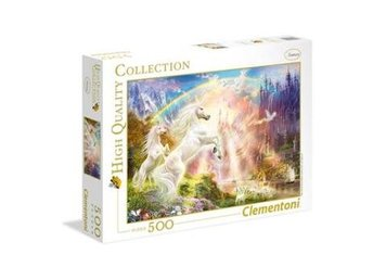 500 pcs. High Quality Collection SUNSET UNICORNS
