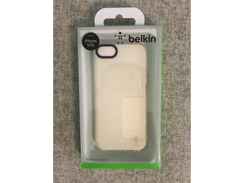 Transparent iPhone 5-5S skal Belkin