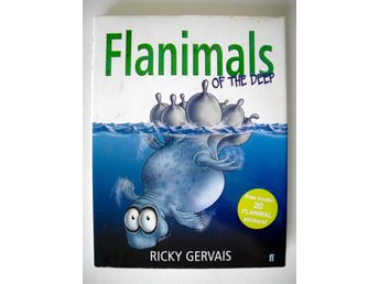 FLANIMALS OF THE DEEP Ricky Gervais 2006