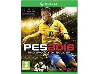 Pro Evolution Soccer 2016 PES - Xbox One