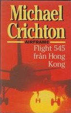 FLIGHT 545 FRÅN HONG KONG - Michael Crichton