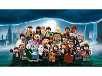LEGO Minifigures Harry Potter - Helt set