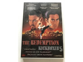 The Redemption kickboxer 5